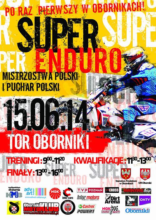 I runda - Mistrzostwa Polski i Puchar Polski SUPER ENDURO 2014