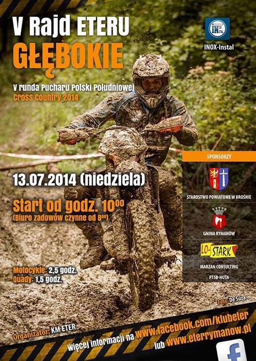 V rudna Pucharu Polski Południowej Cross Country 2014