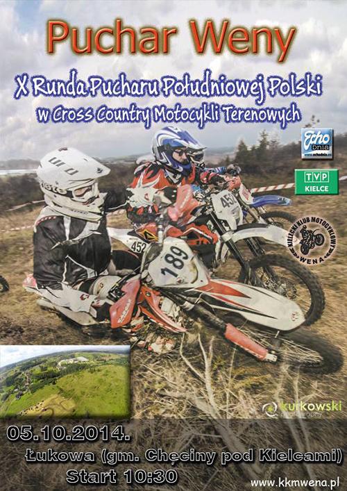 X rudna - Puchar Polski Południowej Cross Country 2014