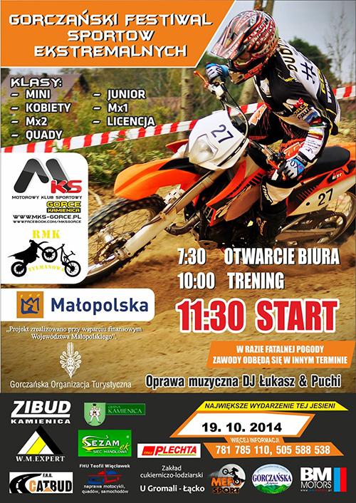 Gorczański Festiwal Sportów Extremalnych 2014