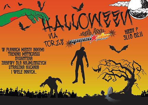 Motocrossowe Halloween 2014 - Sobieńczyce