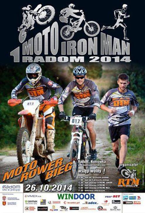 Windoor Moto Ironman 2014
