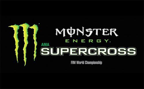 2015 Monster Energy AMA / FIM Supercross