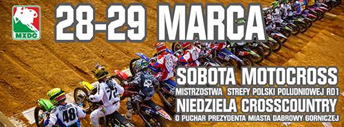 Mistrzostwa Polski Strefy Południowej MX 2015