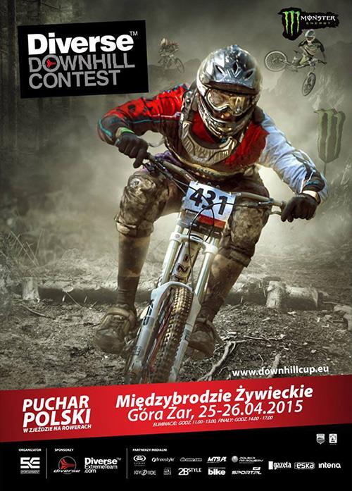 Diverse Downhill Contest 2015